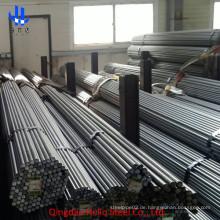 SAE 1020 / SAE 1045 / S45c / S20c / Ss400 Kaltgezogener Stahl Rundstab