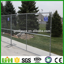 2016 Hot Sale America Standard Used chain link Temporary Fencing for construction