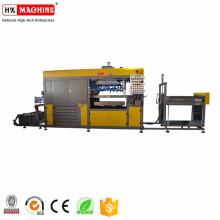Machine en plastique thermoforming de boursouflure automatique pour PP / PE / APET / ANIMAL FAMILIER / PVC