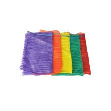 Dapoly fruits packaging poly pp tubular leno mesh bag leno onion mesh bag