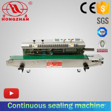 Horizontale Abdichtung Maschine mit CE-Kennzeichnung für Packsäcke