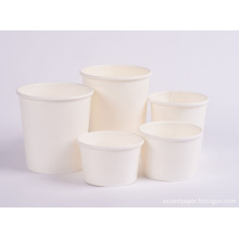 Бумажная миска для пищевых контейнеров из крафт-бумаги