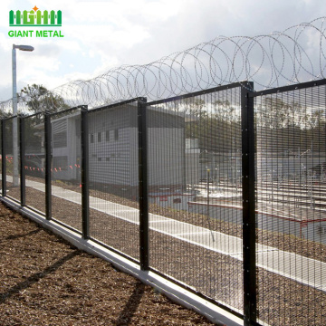 Welded Cheap High Security 358 Prison Fencing