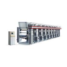 2014 Новая высокоскоростная печатная машина для глубокой печати