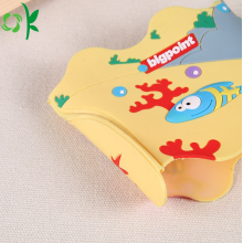 Silicone Cup Sleeve with Cartoon