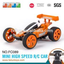2.4G 4CH 3.7V 11cm mini usb high speed remote control car for girls