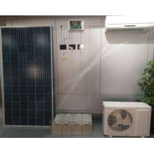 Кондиционер постоянного тока с солнечной системой
