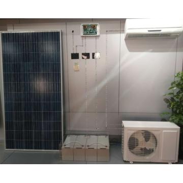 DC Air Conditoner com sistema solar