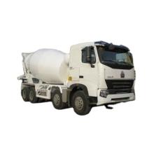 Sinotruk Howo A7 Truck Mounted Concrete Mixer Truck