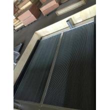 Бачок водяного радиатора экскаватора S420LC-V 3F51000