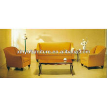 wooden hotel lobby furniture XY2853