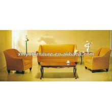 Mobiliário para lobby do hotel de madeira XY2853
