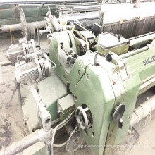 Good Condition Second-Hand Sulzer P7100-390cm Rapier Loom Machine
