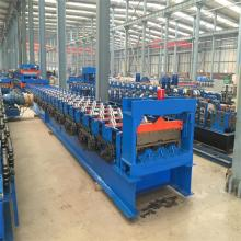 automatische Bodendeck-Rollformmaschine
