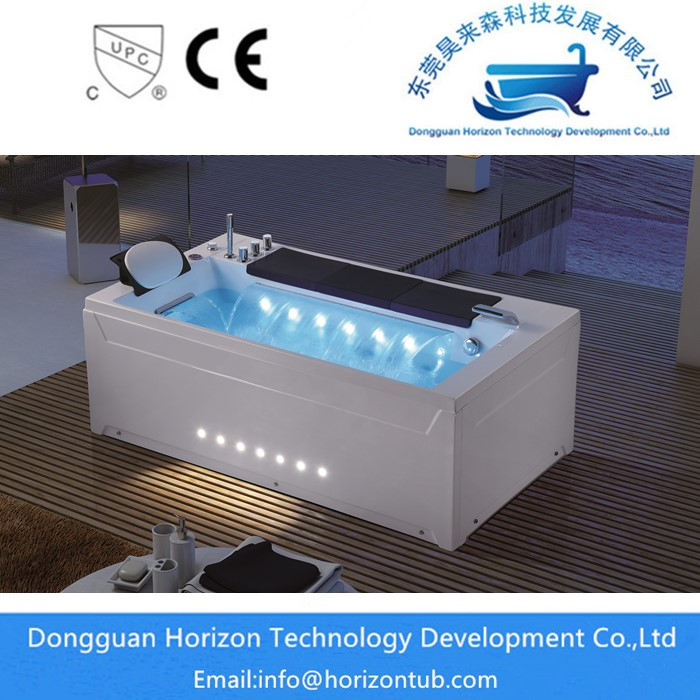 Waterfall Massage Bathtub