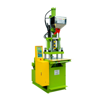 Vertical Mold Injection Molding Machine