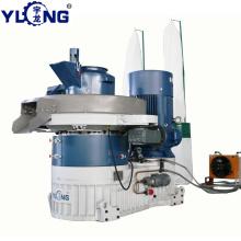 Sawdust pellet machine pine wood production line rice husk pellet machine