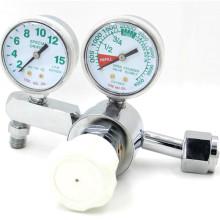 Медицинский регулятор высокого давления кислорода с расходомером