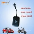 Dispositivo de rastreamento de motocicleta de alta qualidade com alarmes, motor de parada (MT05-KW)
