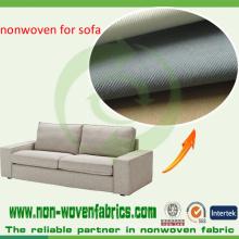 O teste de Ikea aprovou telas não tecidas dos PP para alinhar o sofá