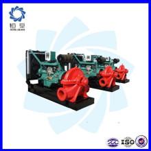 portable diesel engine water pump set/ price of diesel water pump set