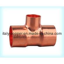 Customized Quality Reduce Copper Tee (AV8011)