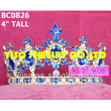 Concours de beauté tiara en cristal