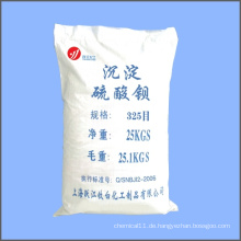 325 Mesh Sulfate Powder Präzipitiertes Barium