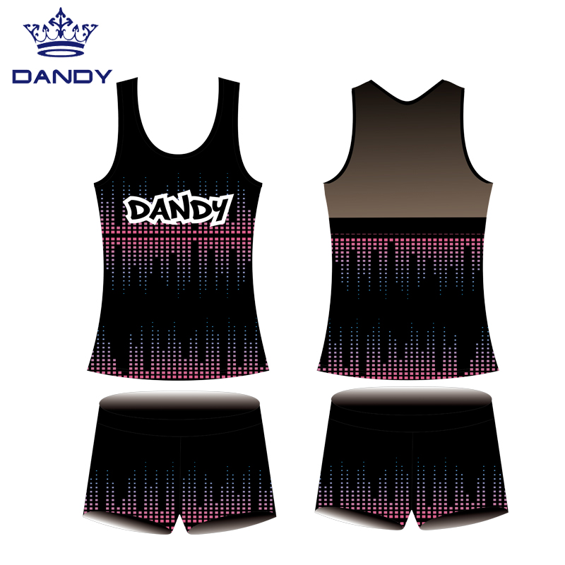 rebel cheer practice wear