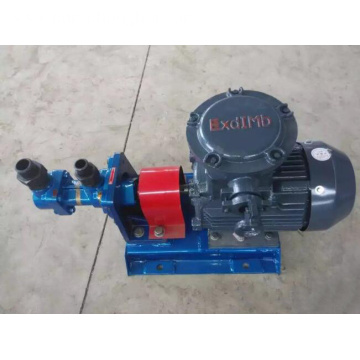 High efficiency 3G series three screw bitumen pump