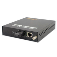 10 / 100M stand-alone Managed Fiber Media Converter