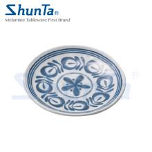 "Melamine Japanese Style Tableware 9""Round Plate (DC13807-09)"