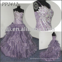 2011 free shipping high quality elgant latest party dress 2011 PP2412