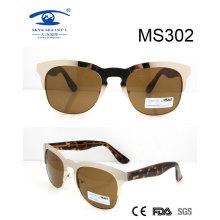 2016 Neue Design-Metall-Sonnenbrille (MS302)