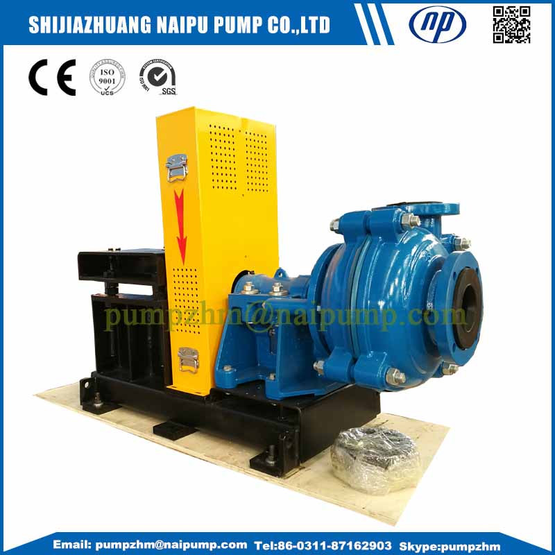 78 ZVZ drive type slurry pump
