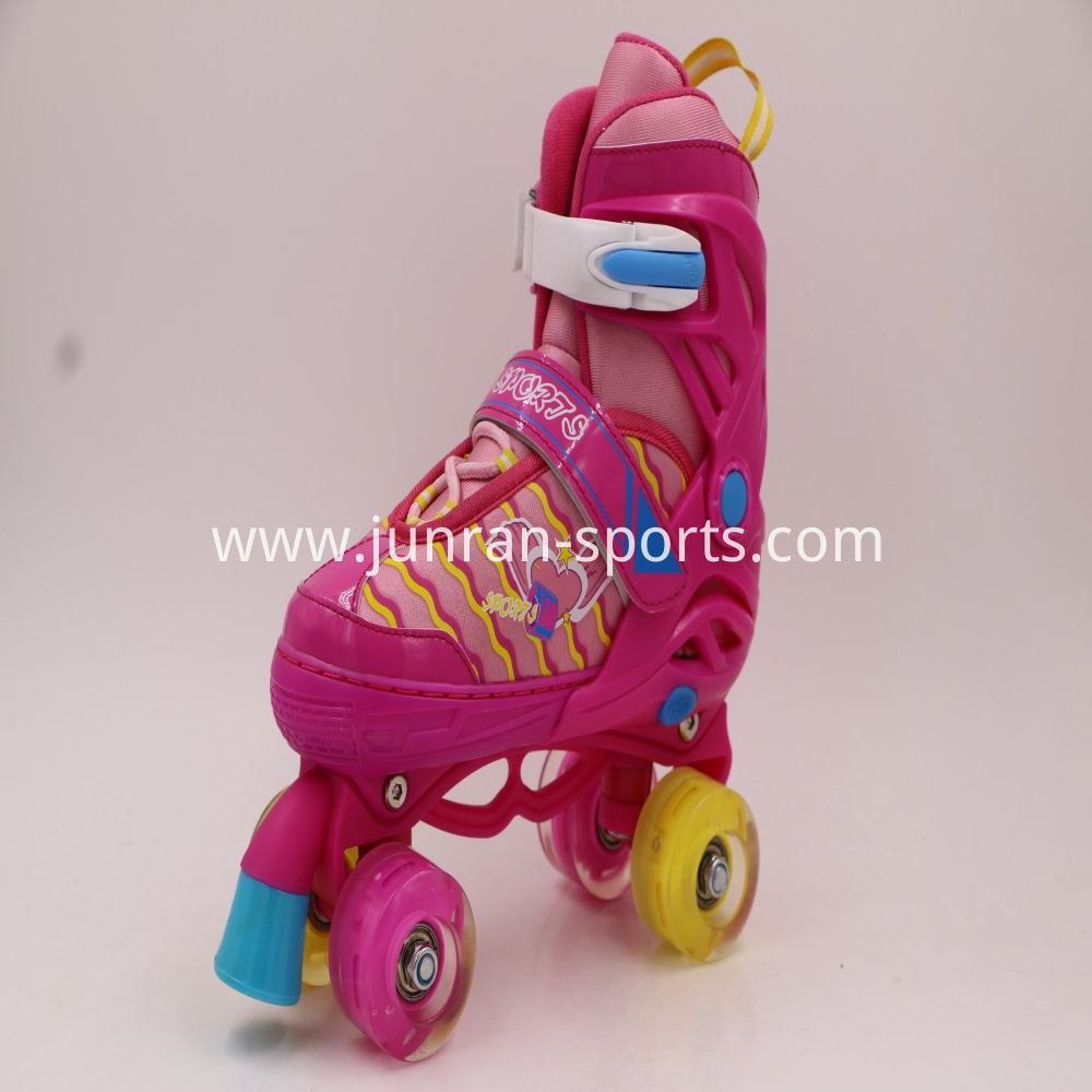 Professional Semi Soft Toe Roller Skate Shoes