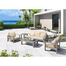 Patio furniture leisure outdoor sofa set