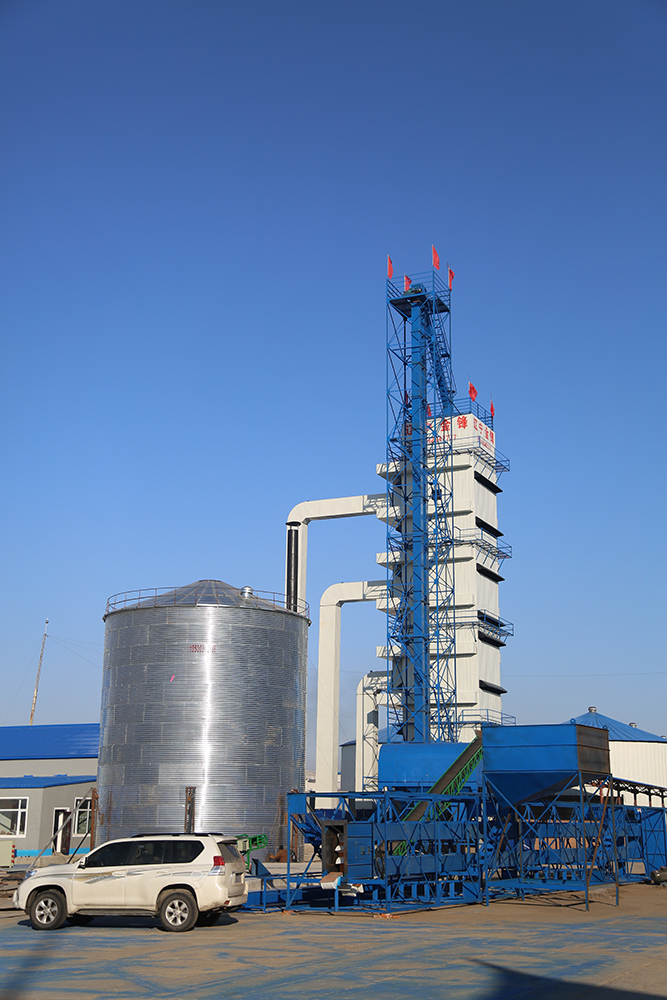 Diesel Grain Dryer