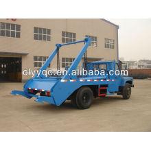 DongFeng CLW5100BZLT3 Swing Arm caminhão de lixo