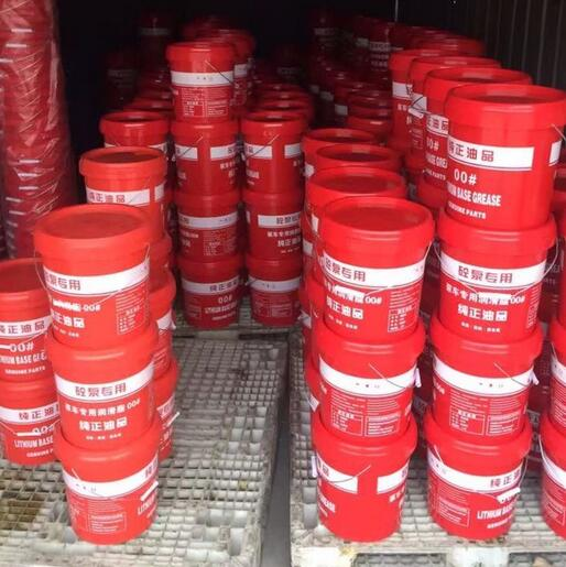 Lithium Grease Lubricants
