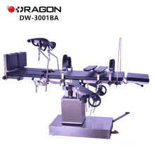 DW-3001BA Radiolucent operating theatre table