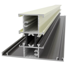 Extrusion en aluminium / profil en aluminium Conception personnalisée
