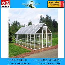 4.38-42.3mm Laminated Glass with AS/NZS2208: 1996
