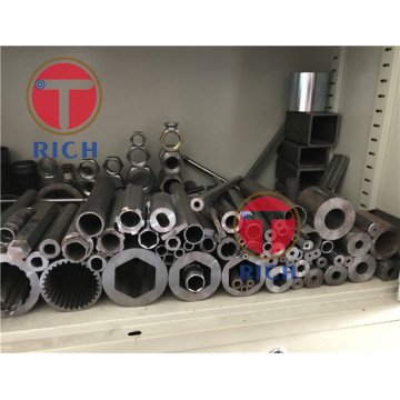 Dingin Diambil Seamless Inside Hexagon Shaped Steel Tube