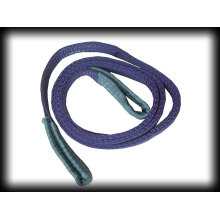 Hot sale 2-PLY Polyester Webbing Sling For Lifing