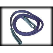 Heißer Verkauf 2-PLY Polyester Gurtband Sling For Lifing