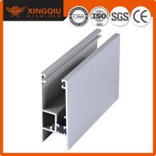 Silver aluminum profile factory,window frame aluminum profiles supplier