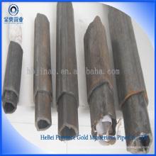 36 * 3.1 & 29 * 4mm DIN 1629 ST52 triângulo tubo de aço sem costura