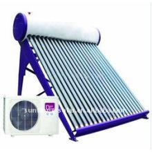 Climatiseur solaire et chauffe-eau solaire