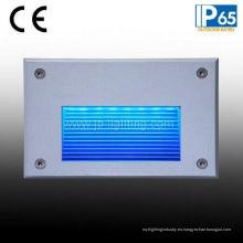 IP65 LED al aire libre luz enterrada para pared decorativa (JP819247)